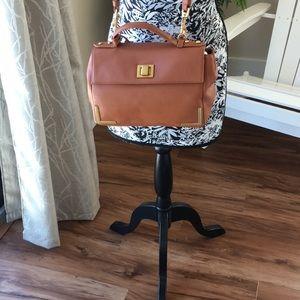 NWOT light brown purse